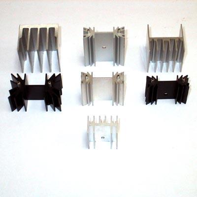Aluminiumprofilsegmente