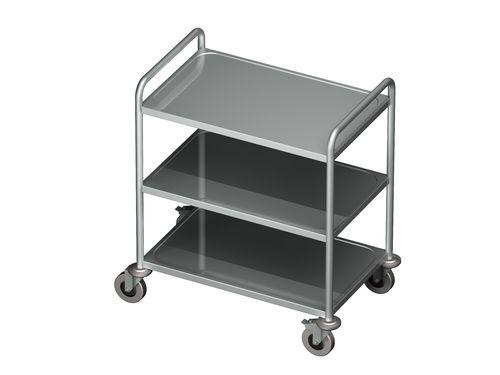 LICUBLOC Tablettwagen mit 3 Boden