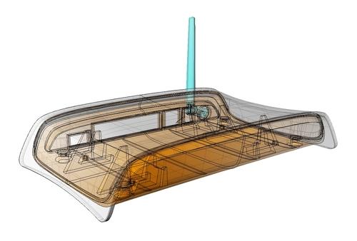 CAD-Konstruktion 3D | © Copyright by G.W.P. Manufacturing Services AG - Warnung: Unberechtigte Bildnutzung wird konsequent verfolgt!