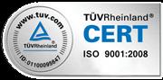 TÜV-Cert-ISO9001_2008