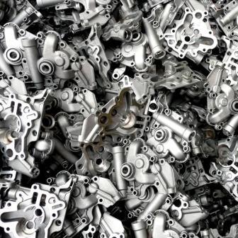 Aluminiumgussteile | © Copyright by G.W.P. Manufacturing Services AG - Warnung: Unberechtigte Bildnutzung wird konsequent verfolgt!